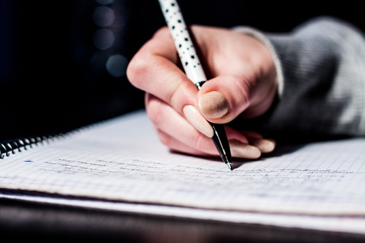 pen-writing-notes-studying-medium