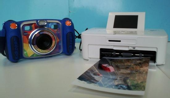 camera-and-printer